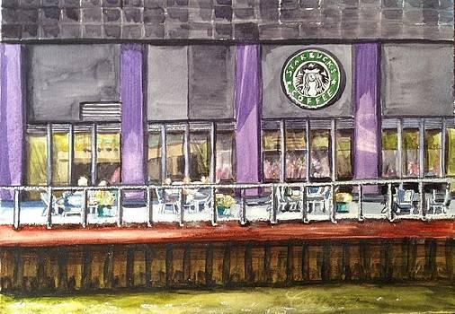 Aditi Bhatt - Starbucks