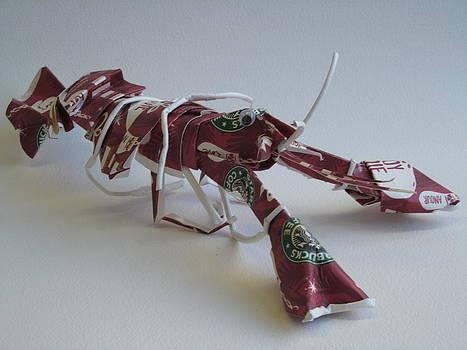 Alfred Ng - starbucks lobster