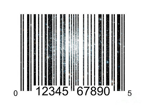 Stardust Barcode by Kitty Bitty