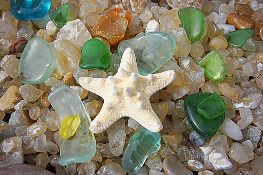 Baslee Troutman - Starfish Fine Art Photography Seaglass Coastal Beach