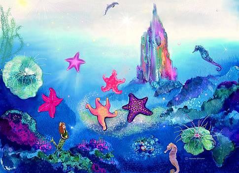 Starfish Play by Melodye Whitaker