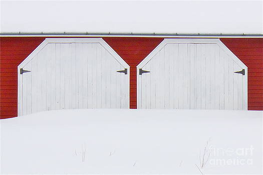 Vermont Symmetry by Alice Mainville