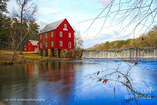 Barbara Bowen - Starrs Mill on Whitewater Creek