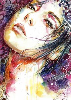 Starry Heaven by Veronika Vajdova