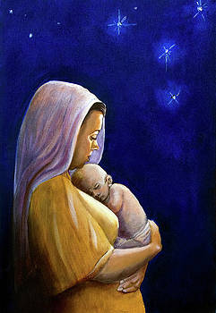 Starry Night by Dorothy Riley