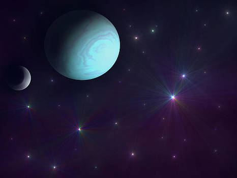 Starry Night by Ricky Haug