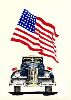 Stars and Stripes Forever by Michael Vigliotti