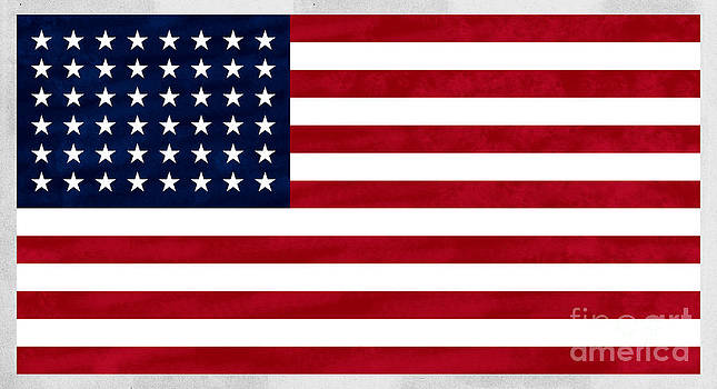 Stars and Stripes by T Lang