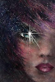 Stars in her eyes by Rachel Christine Nowicki