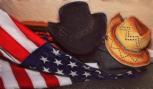 Cindy Nunn - Stars Stripes and Cowboy Hats