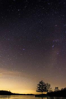 Stary night by Jahred Allen