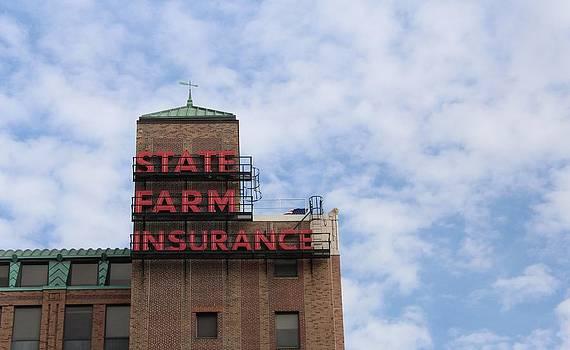 State Farm Building by Carolyn Ricks