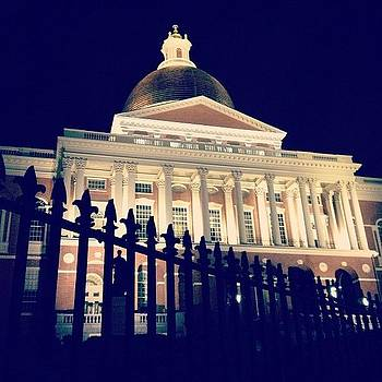 State House, Boston, Ma. #architecture by J Amadei