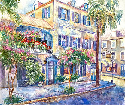 State Street Rainbow by Alice Grimsley