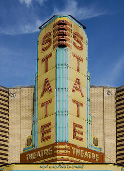 State Theatre by John Gusky