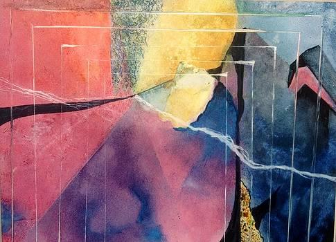 Static impulses by Barbara  Rhodes