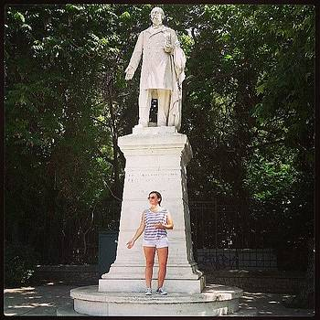#statue #athens #greece #travel by Amy Marie La Faille