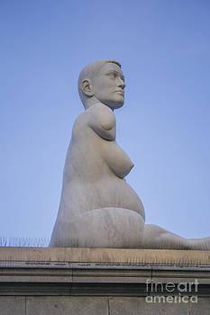 Patricia Hofmeester - Statue of Alison Lapper