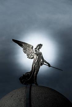 Errol Wilson - Statue of an Angel
