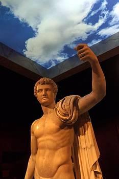 Patricia Strand - Statue of Pompeii
