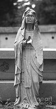 Wayne Nielsen - Statue Rosery Mary - Cemetery Sentry