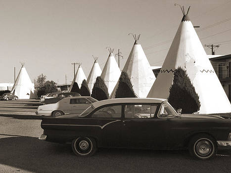 Mike McGlothlen - Staying at the Wigwam 2