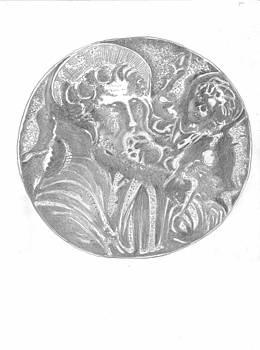 Marko Jezernik - St.Christopher Medalion