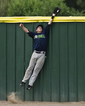 Stealing a Home Run by Bob Bailey