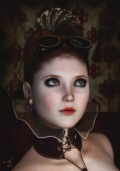 Steam Elegance by Rachel Dudley