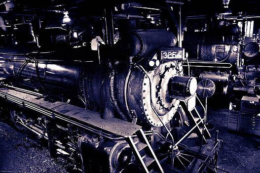 ROBERT KLEMM - STEAM ENGINE 325