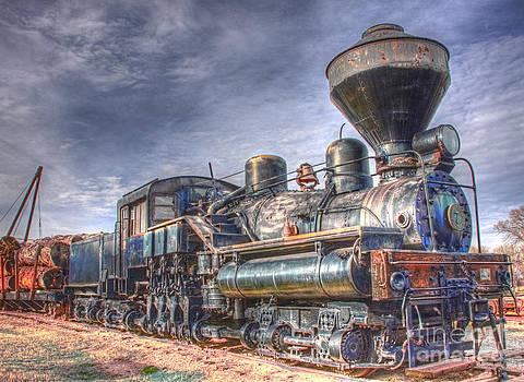 Steam Engine 7 by Katie LaSalle-Lowery