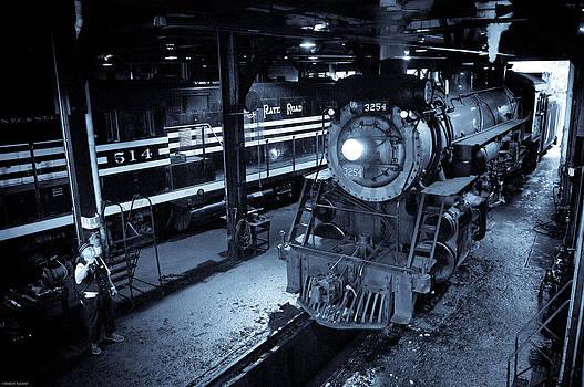 ROBERT KLEMM - STEAM ENGINE AND STEAM ENGINE