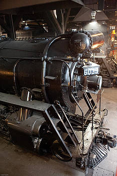 ROBERT KLEMM - STEAM ENGINE  IN ROADHOUSE