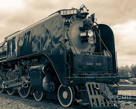 Steam Engine by Jeremy Hall