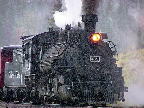 Steam Engine by Shey Stitt