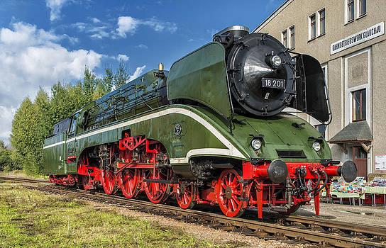 Thomas Schreiter - steam engine