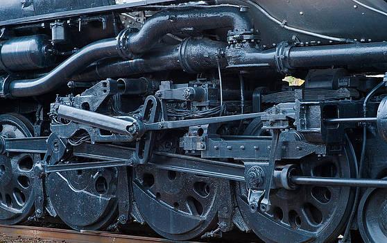 ROBERT KLEMM - STEAM ENGINE WHEELS