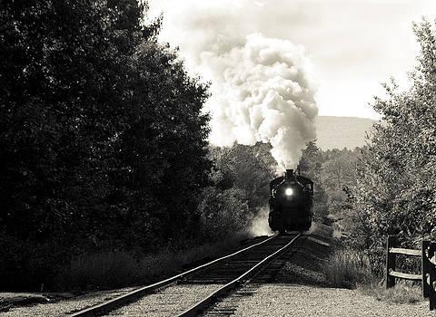 John Clark - Steam On The Rails