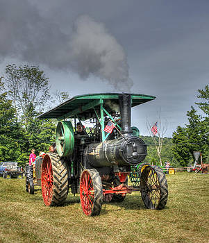Steam Power by David Simons