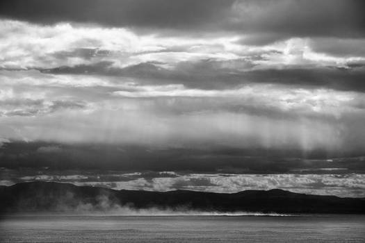 Steam Rises by D Scott Clark