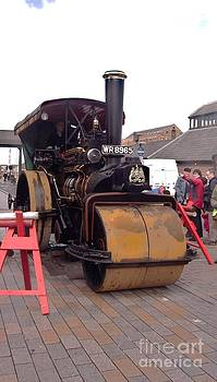Steam Roller by John Williams