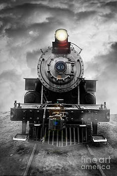 Steam Train Dream by Edward Fielding