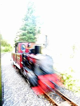 Steam Train by Heather Gordon