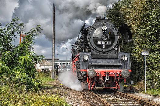 Thomas Schreiter - steam train