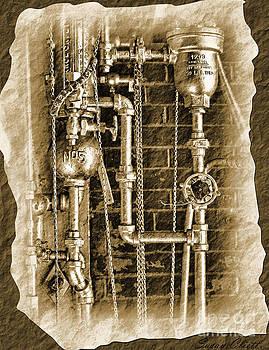 Steam Valves by Susan Cliett