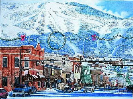 Steamboat Calling by Wendy Koehrsen