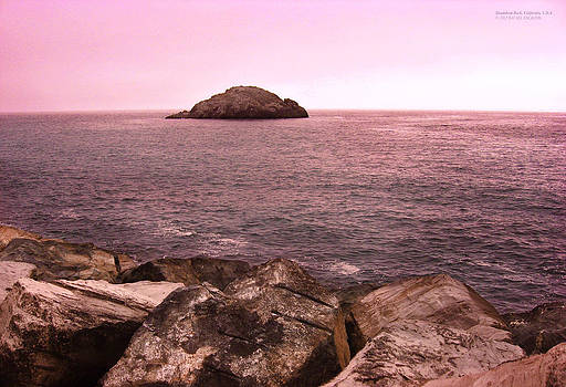 Steamboat Rock California by Rafael Escalios
