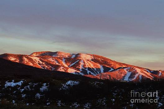 Steamboat Sunset by Krissy Small