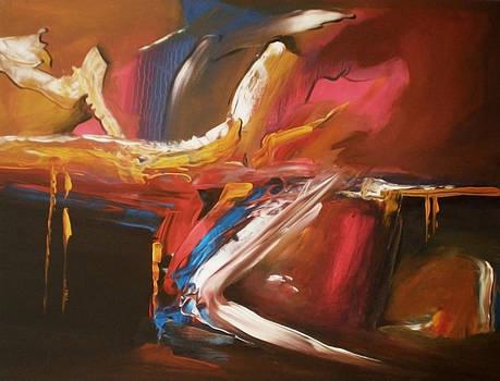 Steamer by Naushad  Waheed