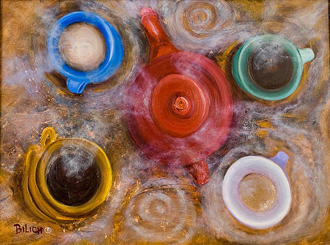 Steamers by Trish Bilich